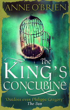 My novel of Alice Perrers, THE KING'S CONCUBINE, with a new cover from November 2014, to match my recent novel THE KING'S SISTER. www.anneobrien.co.uk