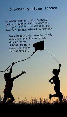 Gedicht Drache Herbst