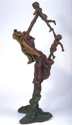 Phillip Ratner Museum in North Bethesda, MD- Naissance de Jacob et 'Esaü. North Bethesda, Old Testament, Marble Stones, Maryland, Sculpture Art, 3 D, Washington, Artsy, Bronze