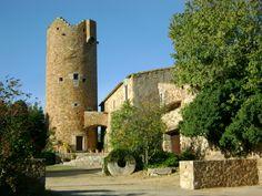 Torre de guaita de l'Ermedàs. Palafrugell