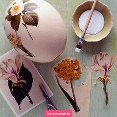 Easter eggs #Easter #eggs #pattern #applique #decoupage