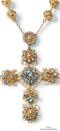 Dolce   Gabbana Cross Jewelry, Opal Jewelry, Fine Jewelry, Domenico Dolce,  Stefano a13a42525a