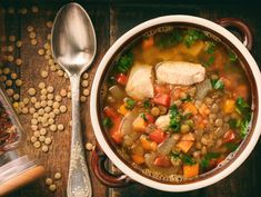 You're not even thinking about cooking lentils because it seems a boring food to you? Think again! Lentil isn't only a nutritious ingredient, but also a versatile one!