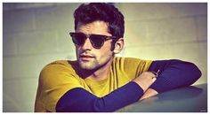 Sean O'Pry Reunites with Guy Aroch for Penshoppe Spring 2015 Outing