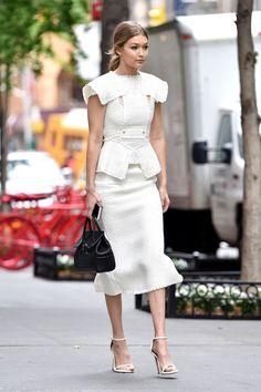 Gigi Hadid - Street Style - LOVE!!!