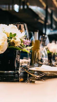 Fine Dining, Restaurant Bar, Table Decorations, Home Decor, Decoration Home, Room Decor, Home Interior Design, Dinner Table Decorations, Home Decoration