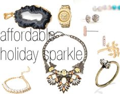 Affordable Holiday Sparkle #Style - Yankee SmartassYankee Smartass
