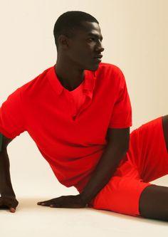 "black-boys: "" Kesse Donkor by Niclas Heikkinen "" Black Boys, Black Men, Boy Blue, Dark Man, Viviane Sassen, Non Plus Ultra, Major Models, Foto Pose, Red Aesthetic"