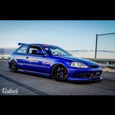 Honda Civic Coupe, Honda Civic Hatchback, Tuner Cars, Jdm Cars, Ek Hatch, Civic Ex, Honda City, Street Racing Cars, Japan Cars