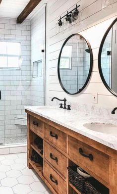 Trends in Kitchen and Bathroom Sinks 2020 – Page 45 of 59 – My Home Design B… – Diy Bathroom İdeas Bathroom Sink Design, Ikea Bathroom, Budget Bathroom, Bathroom Interior Design, Bathroom Styling, Small Bathroom, Bathroom Sinks, Bathroom Ideas, Remodel Bathroom