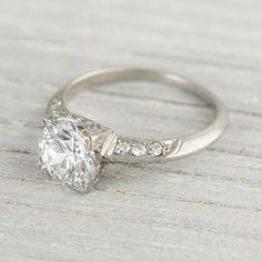 Vintage Engagement Rings and Antique Jewelry from Erstwhile Jewelry Co.