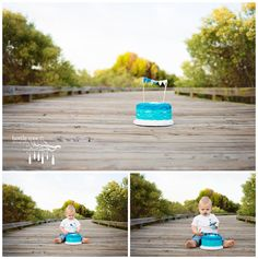 party for one | cake smash | children's photography | bottle tree photography | myrtle beach sc