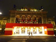 :-) The day before - Vienna State Opera :-)
