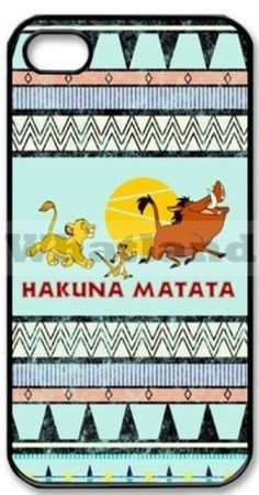 The Lion King Hakuna Matata Case Cover for Iphone 4s 4 by Whatland, http://www.amazon.com/dp/B00DF0V2N6/ref=cm_sw_r_pi_dp_YuE0rb0MPV4VR