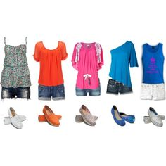 Cute outfits with toms!! <3