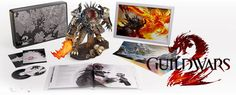 This week's freebie: NCSoft's MMO Guild Wars 2 and a whole lot of physical and digital swag related to it. Plus, access codes for five friends. Guild Wars 2, Soundtrack, Five Friends, Head Start, Funny Games, I Am Game, Portfolio, Custom Art, The Collector