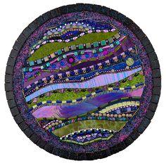 Glimmer Glass Mosaics - Glimmer Glass Circles™