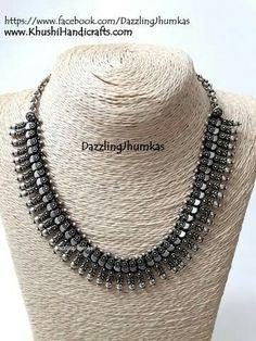 eef98de65 Khushi Handmade Jewellery-KhushiHandicrafts · german silver Necklace ·  German, Deutsch, German Language