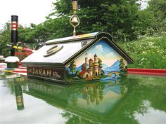 Narrowboat Gallery Canal Boat Art, Boat Painting, Narrowboat, Scenery, Arts And Crafts, Pigeon, Boating, Gallery, Castles