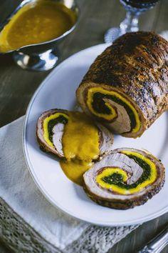 La Trattoria, Seitan, Fett, Salmon Burgers, Baked Potato, Sushi, Pork, Favorite Recipes, Dishes