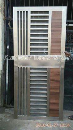 73 Best Mobeen Saifi Images Main Door Iron Gates Steel Gate Design