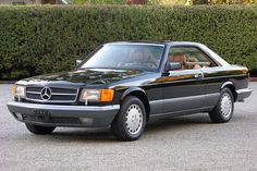 1990 Mercedes Benz 560SEC Luxury Coupe