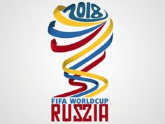 Fifa World Cup Russia 2018 designed by Arber Thano. the global community for designers and creative professionals. World Cup Russia 2018, World Cup 2018, Fifa World Cup, Wold Cup, World Cup Schedule, World Cup Logo, World Cup Stadiums, Soccer Cup, Premier League News