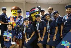 Azul Linhas Aéreas Brasileiras (Azul Brazilian Airlines; or simply Azul) Brazil. The flag carrier of Brazil, Azul flies to over 103 destinations [Photo: Courtesy of TAM Airlines]