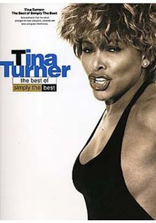 Tina Turner - Simply The Best (Piano Songbook pdf)