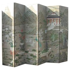 Finely Detailed Robert Crowder Screen