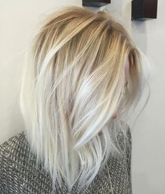 Light ash blonde hair color (Elizabeth Susanne Park)