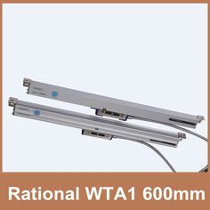 139.65$  Buy now - http://ali1cd.shopchina.info/go.php?t=32365223595 - Free Shipping Rational linear scale WTA1 0.001mm / 1um TTL 600mm optical measuring encoder linear scale 139.65$ #aliexpressideas