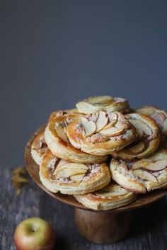 Almond Cream- Apple Tart