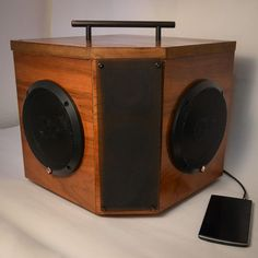Picture of Wireless Boombox Speaker All-in-one