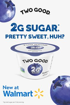 Stock up on food you can feel good about. There's now a Greek lowfat yogurt that delivers the deliciously thick and creamy taste you love with less sugar than average yogurts.* Two Good uses a patent-pending, slow-straining process that removes most of th Keto Snacks, Healthy Snacks, Healthy Protein, Protein Snacks, Vicks Vaporub Uses, Low Fat Yogurt, Greek Yogurt, Ketogenic Diet Plan, Cure Diabetes