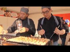 YouTube Takoyaki, Sushi, Tasty, Vegetables, Ethnic Recipes, Youtube, Food, World Cuisine, Essen