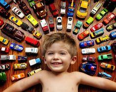 Cars Birthday photo shoot. Love this!