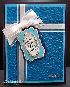 PDCC59 All Wrapped Up by anne_marie - Cards and Paper Crafts at Splitcoaststampers