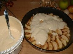 Sweets Recipes, Fruit Recipes, Candy Recipes, Desert Recipes, Apple Recipes, Cooking Recipes, Greek Desserts, Greek Recipes, Easy Desserts