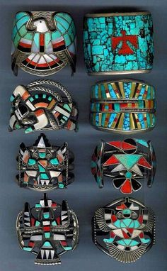 native-american turquoise accent pieces..love love love.