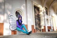 23 awesome and Creative Pokemon cosplays Geek Costume, Pokemon Cosplay, Popular Anime, Pokemon Go, Geek Stuff, Butterfly, Fan Art, Costumes, Cosplay Pokemon