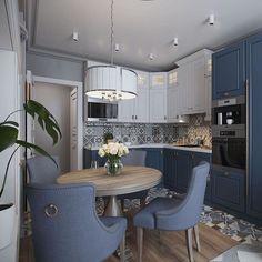Идеи дизайна кухни | 8IDEA.ru