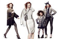 Jean Paul Gaultier for Lindex -malliston kaikki muotikuvat on nyt julkaistu