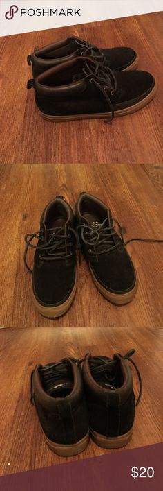 Men's Chukka Sneaker Gently used men's boot can be dressed up or down Coat of Arms Shoes Sneakers