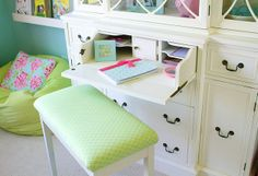 Darling desk secretary! - from Just A Girl