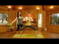 ▶ Yoga online - SERIE DE YOGA PARA PRINCIPIANTES - YouTube