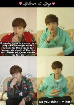 exo speed dating luhan and lay