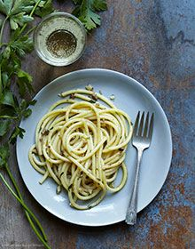 Anchovy and Lemon Pasta Recipe