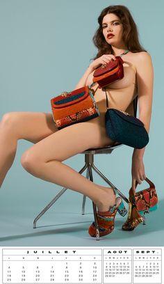 Amélie Pichard / FW 2015 - 2016 Campaign