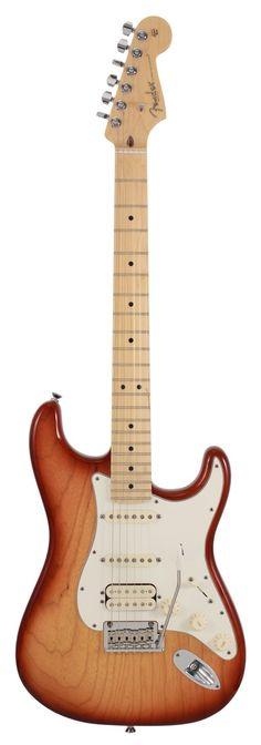 Fender 2012 American Standard Stratocaster HSS Sienna Sunburst